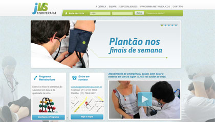 JVS Fisioterapia